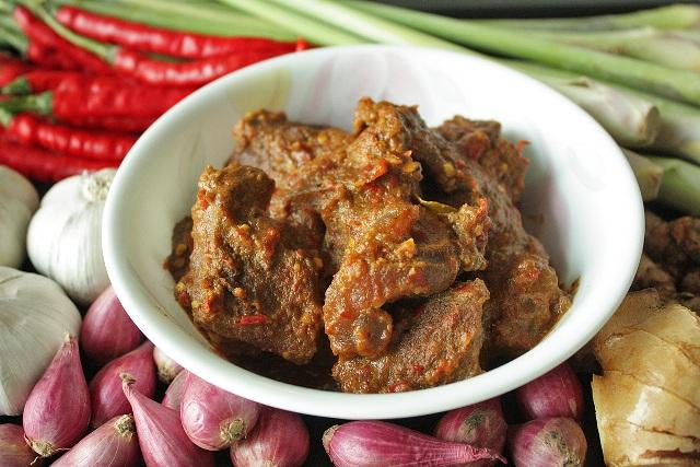resep rendang daging sapi