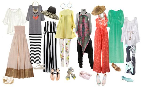 Pakaian Pantai Galih Pamungkas