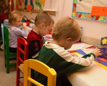 Manfaat Menakjubkan Adanya Preschool