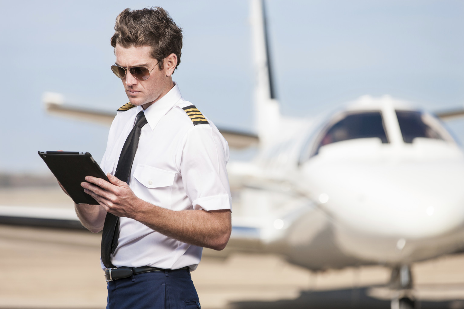 3 Persiapan Sebelum Mengikuti Pendidikan Pilot