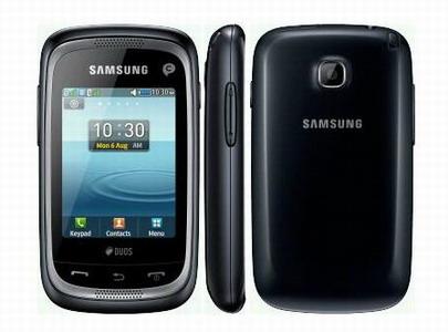 Harga Samsung Champ Neo Duos GT-C3262, Ponsel Murah Penuh Hiburan