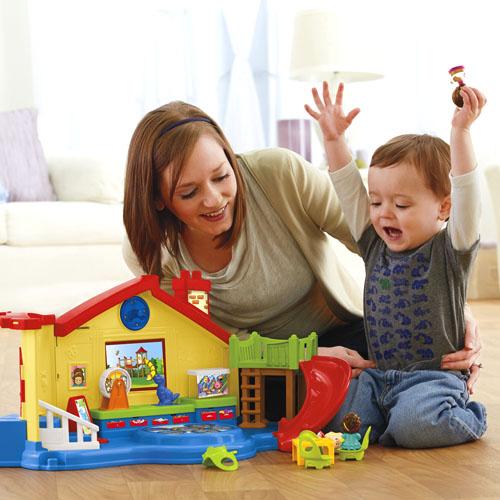 Aktivitas Anak Di Preschool Internasional