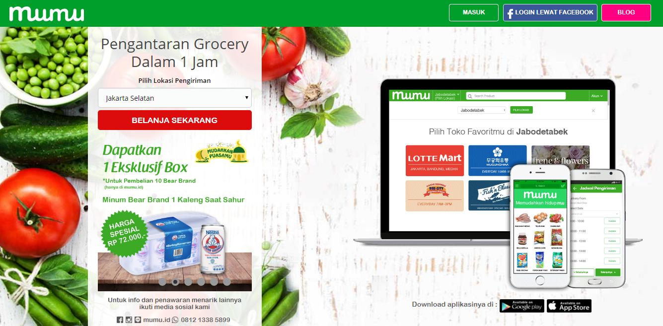 Belanja Kebutuhan Di Grocery Online Jakarta