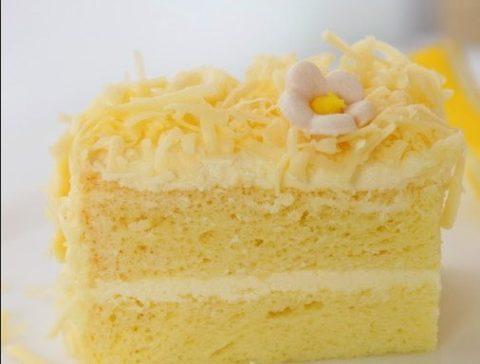 Resep Cake Keju Untuk Kue Ulang Tahun Sederhana