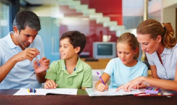 Cara Mendukung Pendidikan Anak dalam Keluarga