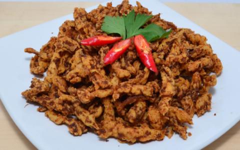 Rendang Recipe Jamur Tiram Suwir