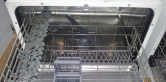 Intip Cara Kerja Mesin Cuci Piring