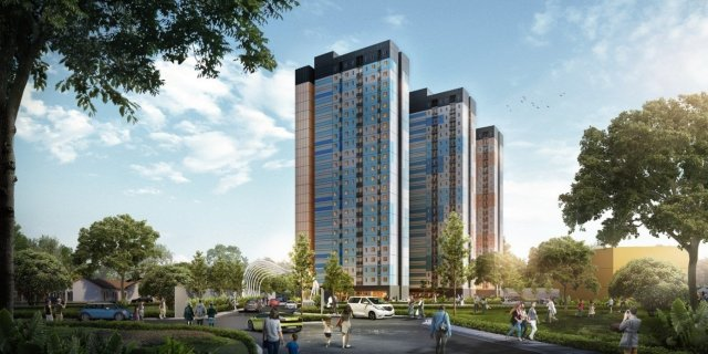 Apartemen di Alam Sutera Tangerang