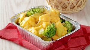 kentang panggang keju brokoli
