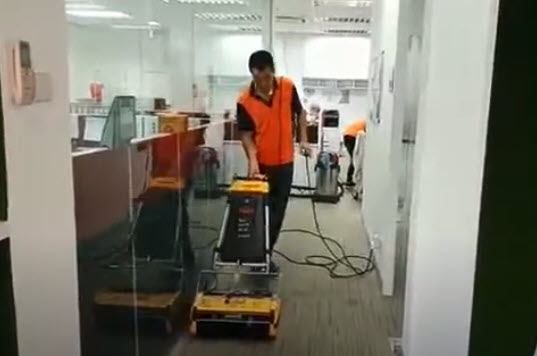 singapore office cleaning service