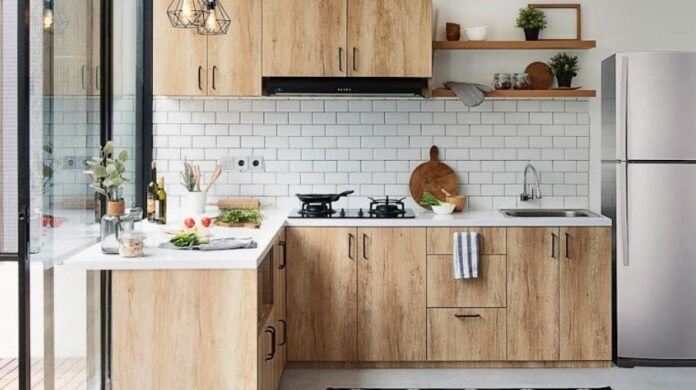 tips nyaman memasak di dapur sempit