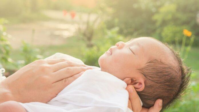 menjemur bayi sampai usia berapa